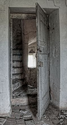 Doorway into the past