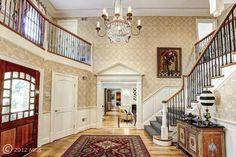 Amazing renovations have been done to one of Potomac's finest homes! An extraordinary country kitchen, butler's pantry, guest bedroom & bath, laundry room & powder room compliment living & dining rooms with gas fireplaces, family room, library & screen porch. Upper level as a wonderful master suite and added wing with 3 add'l bedrooms,family room, future home theater. Only the finest materials. 10208 BENTCROSS DRIVE, Potomac , 20854 dining rooms, vault ceil, guest bedrooms, family rooms, dream hous, laundry rooms, country kitchens, amaz hous, powder rooms