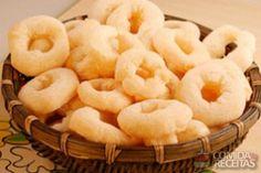 Receita de Biscoito de polvilho - Comida e Receitas