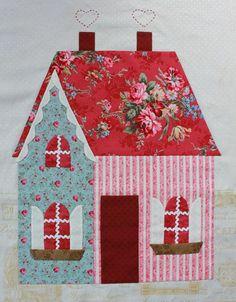 a sweet house