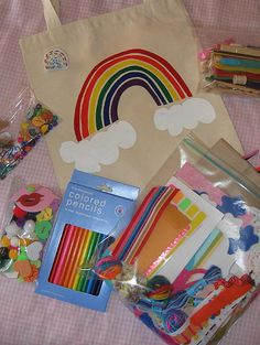 homemade craft kits for birthday presents