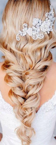 Bridal Hair  | LBV ♥✤ | KeepSmiling | BeStayElegant