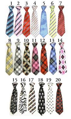 Tie designs  $5