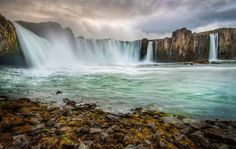 Waterfall of Certain Doom from #treyratcliff at www.StuckInCustom.com - all images Creative Commons Noncommercial.