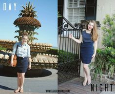 Day to night look for when you are traveling!  |  Feathers in Our Nest