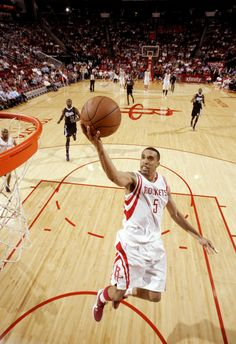 Courtney Lee.    For the latest Houston Rockets news & updates, visit www.rockets.com.