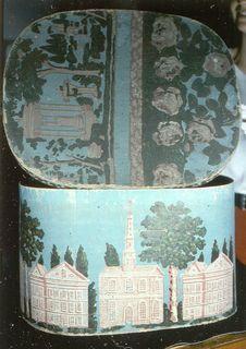 Bandbox, 1830–45