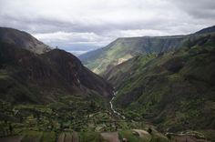 Hiking on an old Inca trail in the mountains of Saraguro, Ecuador. Hello, gorgeous! mountain