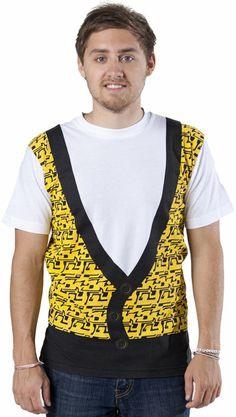 Ferris Bueller Costume Shirt