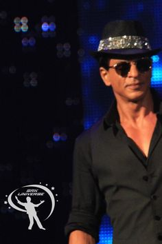 SRK will find you and entertain you. Slam Vancouver!