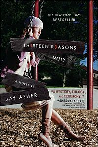 Fiction book about a girl's suicide.  It's amazing.