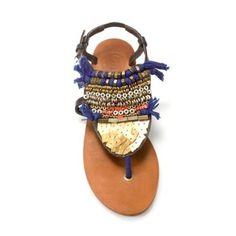 sandals, shoes, ethnic shoes - Wheretoget