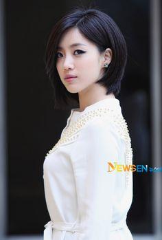 hairdo, dream high, ham eunjung, ham eun jung, kpop, short haircut, hair style, beauti, flats