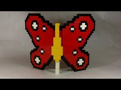 How To Build a LEGO butterfly