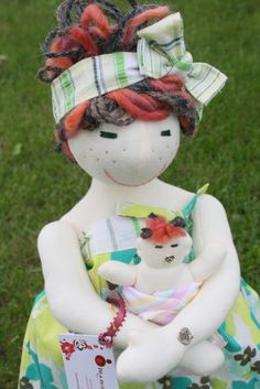 Birthing and Breastfeeding MamAmor Doll