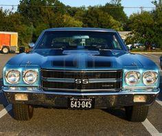 1970 Chevrolet Chevelle SS 454.