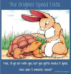 original speed date