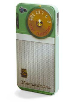 Gift Idea for the hubby! He loves retro radios!