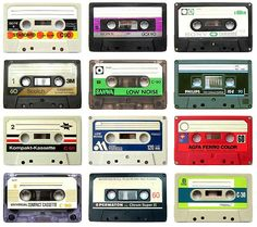 The old 'mixed tape'