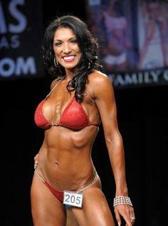 Alma Rodriguez 2012 Jay Cutler Desert Classic Bikini B Class Winner