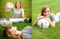 Senior Portraits Soccer