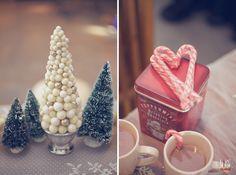 Nutcracker-inspired winter wedding #nutcrackerwedding #winterwedding