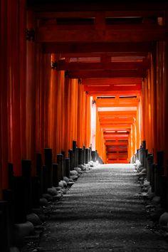 Fushimi Inari shrine, Japan