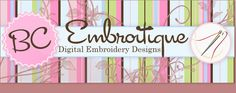 They send me fabulous links to digitized designs.  Some free....some very inexpensive.