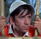 Bob Denver of Gilligan's Island