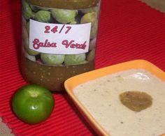 24/7 Low Carb Diner: 24/7 Salsa Verde