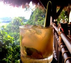 Burma Bar at the Four Seasons Tented Camp on the northern tip of Thailand