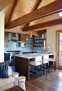 Colorado Springs Residence by Sierra Sustainable Builders
