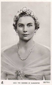 HRH Princess Alice Christabel, Duchess of Gloucester, nee Lady Alice Christabel Montagu-Douglas-Scott
