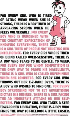 For every girl and boy