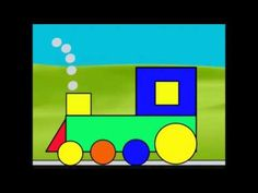 ▶ Spanish Vocabulary - Shapes / Figuras y formas - YouTube