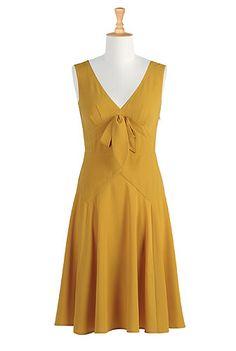 Celandine dress