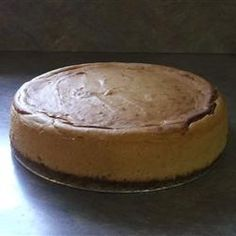 Gluten Free Pumpkin Cheesecake Allrecipes.com
