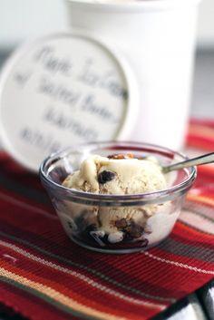 Maple Ice Cream with