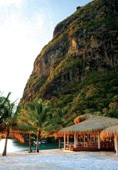 Sugar Beach, Soufrière St. Lucia