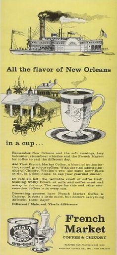 All the flavor of New Orleans