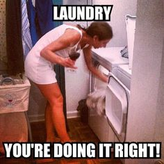 Laundry, You're doing it Right #wine #vinoparaiso