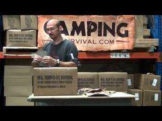 ▶ Real Military MREs at CampingSurvival.com - YouTube