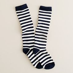 Striped socks, for when I'm feeling wicked witchy.