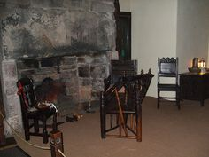Ordsall Hall bedchamber