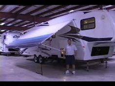 RV Awnings need special attention to keep them in good shape. Here is some good tips on caring for your RV's awning.