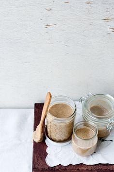 toasted coconut hazelnut butter - topwithcinnamon