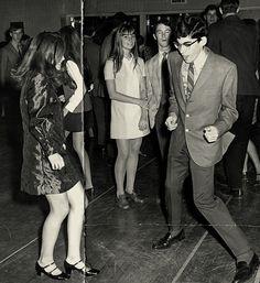 1960s dance party