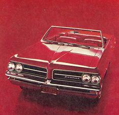 1964 Pontiac Lemans Convertible