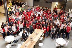 Our first Make-a-thon: a peek inside Pinterest HQ, via the Official Pinterest Blog