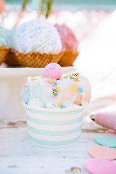 Summer Ice Cream Social via The Shift Creative Image by Kayla Adams